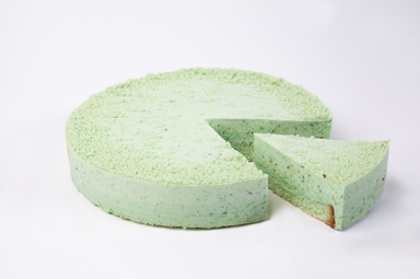"Deserta torte ""Kabacītis"" 1,25 kg (sagriezta, 10gab.)"
