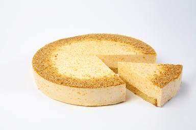 """Deserta torte """"Ķirbītis"""" 1,25 kg (sagriezta, 10gab.)"""
