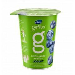 Valio Gefilus jogurts ar mellenēm, 380g