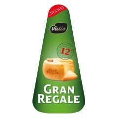 Valio Gran Regale cietais itāļu tipa siers 180g