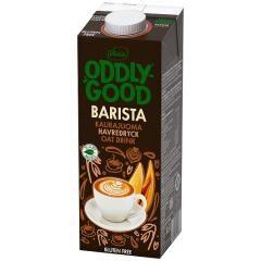 Valio Oddlygood® Barista auzu dzēriens kafijai, bagātināts ar vitamīniem un minerāliem, UHT 1L